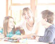 Garde d'enfants - services à domiciles